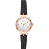 【ELLE】/珍珠貝優雅小錶徑腕錶(男錶 女錶 Watch)/ELL21004/台灣總代理原廠公司貨兩年保固