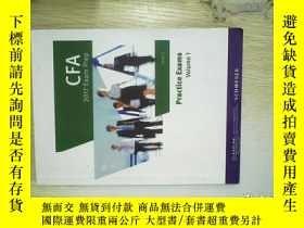 二手書博民逛書店CFA罕見2017 Exam Prep Level 1 (08)