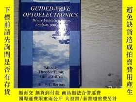 二手書博民逛書店Guided-Wave罕見Optoelectronics:Dev