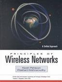 二手書博民逛書店 《Principles of Wireless Networks: A Unified Approach》 R2Y ISBN:0130930032│Prentice Hall