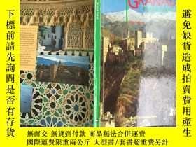 二手書博民逛書店granada罕見in your hand 英文原版16開Y23