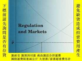二手書博民逛書店Regulation罕見And MarketsY255174 D