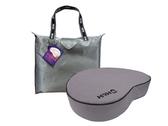【H&H】能量4D坐墊(附提袋)