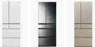 ►Panasonic國際牌日本製 600L六門 變頻冰箱 NR-F605HX 玻璃面板無邊框設計
