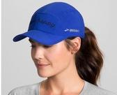 [陽光樂活] BROOKS 運動帽 慢跑帽 吸濕通風 Run Happy Sherpa Hat - BK280355439 鈷藍