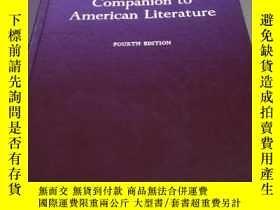 二手書博民逛書店the罕見Oxford companion to america