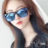 Lilac.MIT台灣製。粗方框亮鏡眼鏡族套鏡方型偏光太陽眼鏡【f5077】911 SHOP