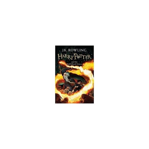 Harry Potter6The Half-Blood Prince哈利波特6混