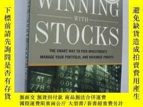 二手書博民逛書店Winning罕見with stocks 與股市共贏Y14681