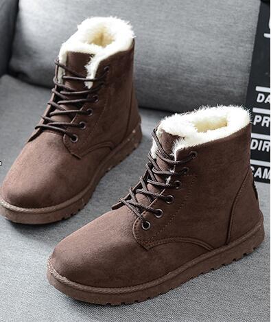 秋冬季雪地靴新款