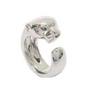 Cartier 卡地亞 18白K金Panthere De Cartier美洲豹系列戒指Ring【BRAND OFF二手品牌】