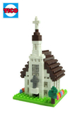 【Tico微型積木】教堂 (9211)
