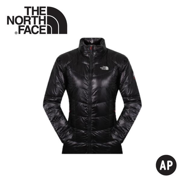 【The North Face 女 900FP FILL羽絨外套《黑》】A0JN/保暖外套/防潑水/輕量羽絨