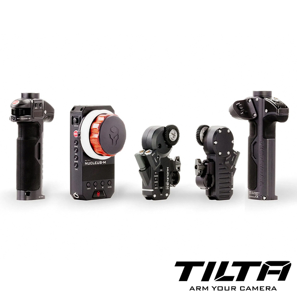 TILTA 鐵頭 Nucleus-M 原力M 跟焦器 全配套組 WLC-T03
