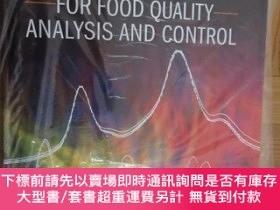 二手書博民逛書店Infrared罕見Spectroscopy for Food Quality Ana... (詳見圖) 未開封奇