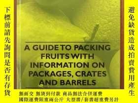 二手書博民逛書店A罕見Guide to Packing Fruits with