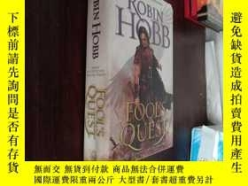 二手書博民逛書店fool s罕見questY12880 robin hobb 出版2015