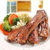 【愛上新鮮】BBQ和風炭烤豬肋排1包