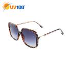UV100 防曬 抗UV UV400太陽眼鏡-復古大框