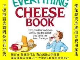 二手書博民逛書店The罕見Everything Cheese BookY410016 Laura Martinez Every
