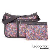 LeSportsac - Standard雙口袋A4大書包-附化妝包 (盛宴) 7507P F093