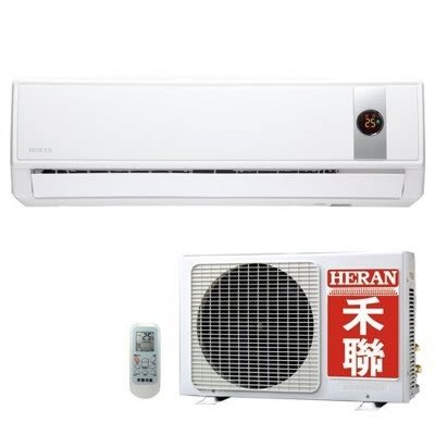 HERAN 禾聯 11-14坪 定頻一對一冷專型(HI-72B/HO-722N)