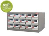 樹德櫃【YUDA 】HD 515 15 小抽零件櫃分類櫃耐重櫃新竹以北免