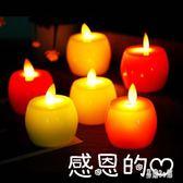 蠟燭 舞臺手捧蠟燭燈兒童表演舞蹈蠟燭跳舞手拿led電子蠟燭演出合唱 DJ2864『易購3c館』