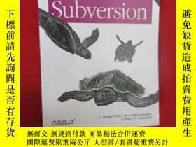 二手書博民逛書店Version罕見Control with Subversion (小16開 ) 【詳見圖】 未開封Y5460