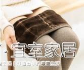 兒童女絲襪  連褲襪女絲襪連腳褲秋季冬款中厚打底褲防勾絲加厚連體 宜室家居