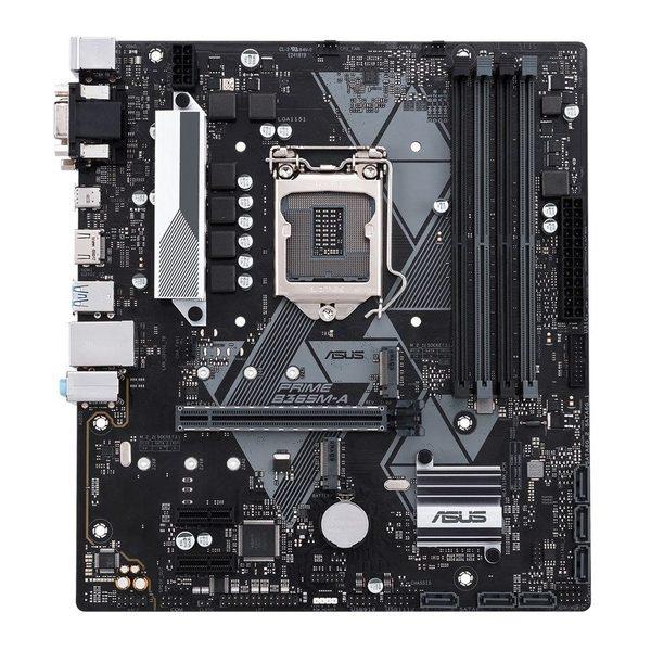 【免運費】ASUS 華碩 PRIME B365M-A 主機板 / B365晶片 / mATX  / 1151 腳位