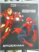 【書寶二手書T1/繪本_PGH】Marvel Collection Iron Man & Spider-Man_Parragon
