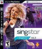 PS3 SingStar Vol. 2 with microphone 歌唱之星 Vol. 2 (美版代購)