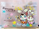 【震撼精品百貨】 Bunny King_邦尼國王兔~香港邦尼兔透明防水袋/透明提袋/補習袋#72387