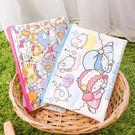 PGS7 三麗鷗系列商品 - 三麗鷗 可愛 拉鍊 小物袋 Kitty 凱蒂貓 雙子星 Kikilala【SIK71285】