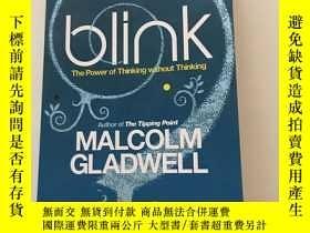 二手書博民逛書店Blink:罕見The Power of Thinking Wi
