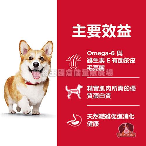 【寵物王國】希爾思-成犬1-6歲(羊肉與糙米特調食譜)小顆粒-12kg
