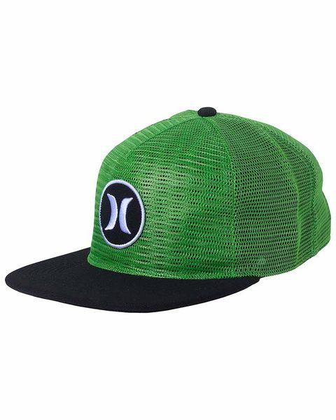 Hurley MALIBU MESH 棒球帽 - 男(檸檬綠)
