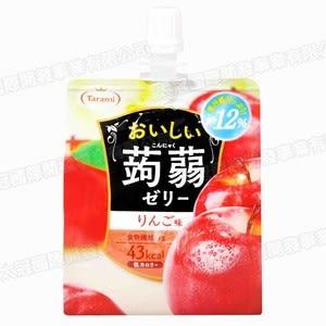 日本tarami果汁蒟蒻飲便利包蘋果