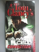 【書寶二手書T3/原文小說_BO6】Tom Clancy's Splinter Cell: Conviction_Michaels, David