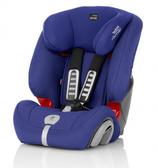 【愛吾兒】Britax EVOLVA 1-2-3 PLUS 1-12 歲安全座椅 海洋藍