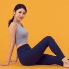 【南紡購物中心】【VITASTYLE】ARZE棉感瑜珈褲_藏青色