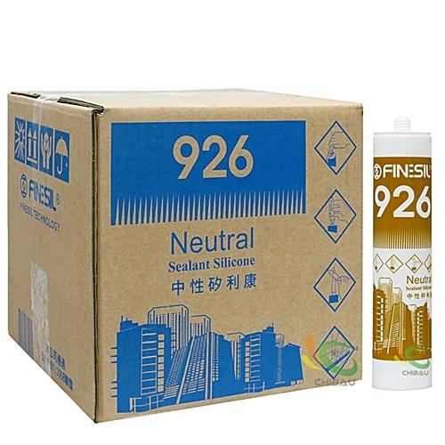 【漆寶】926中性矽利康(25支裝/箱)