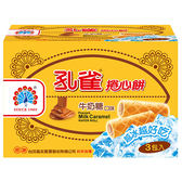 孔雀捲心餅-牛奶糖 189g【愛買】