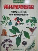 【書寶二手書T5/科學_OID】藥用植物圖鑑_萊斯莉布倫尼斯