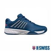 【超取】K-SWISS Hypercourt Express 2透氣輕量網球鞋-男-藍/白