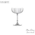 泰國Lucaris RIMS ORIENT Collection 旋耀東方系列 Saucer 調酒杯 205mL 水晶調酒杯 水晶杯 雞尾酒杯
