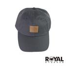 Palladium 深灰色 秋冬新品 街舞 帽子 可調整 純棉 男女款 NO.H3584【新竹皇家 C3169-038】