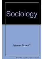 二手書博民逛書店《Sociology》 R2Y ISBN:0071155449│
