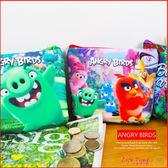 憤怒鳥 Angry Birds 正版梯型零錢包 收納包  小物包 B10128